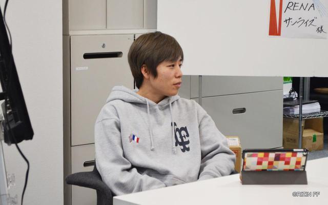 画像2: 「戦いたい相手は、今一人しかいない」浜崎朱加がゲストで登場!第3回「榊原社長に呼び出されました」