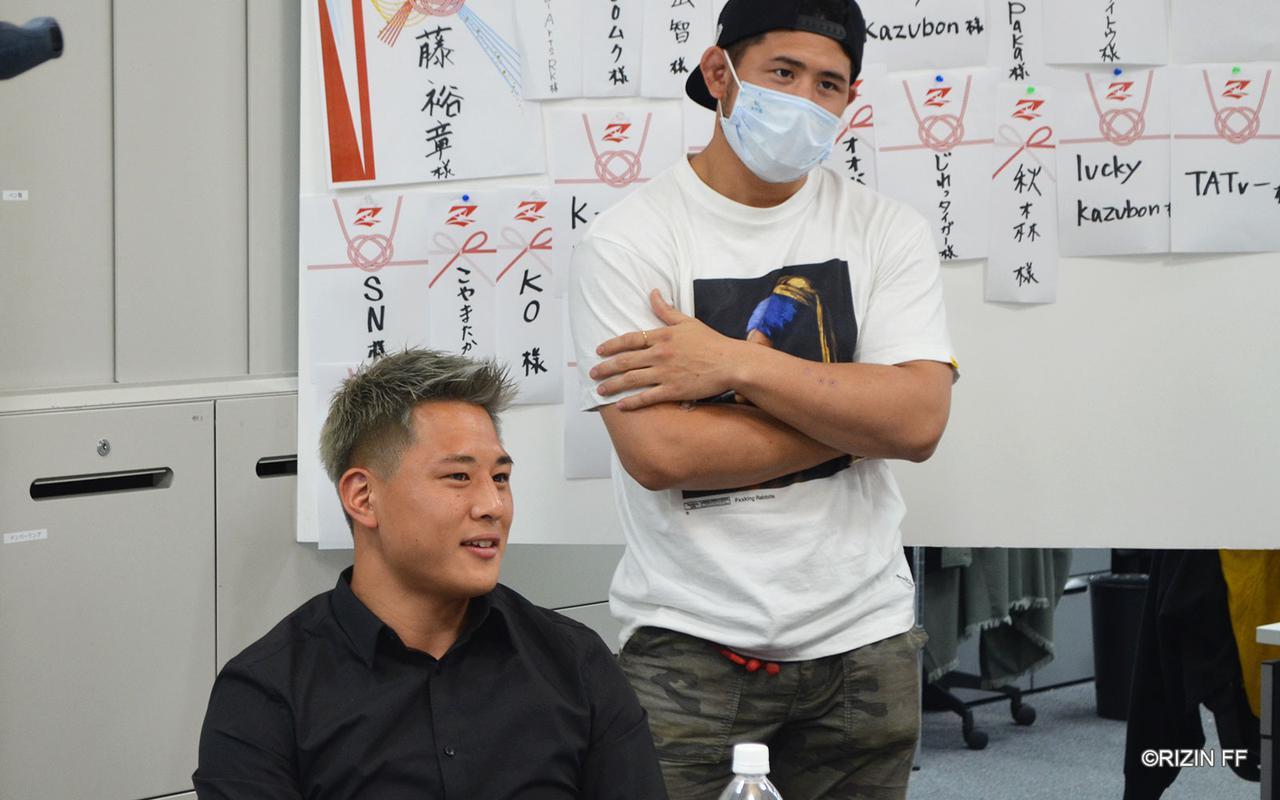 画像8: 大雅がペットボトル持ちシャドーボクシングを紹介!第6回 「榊原社長に呼び出されました」