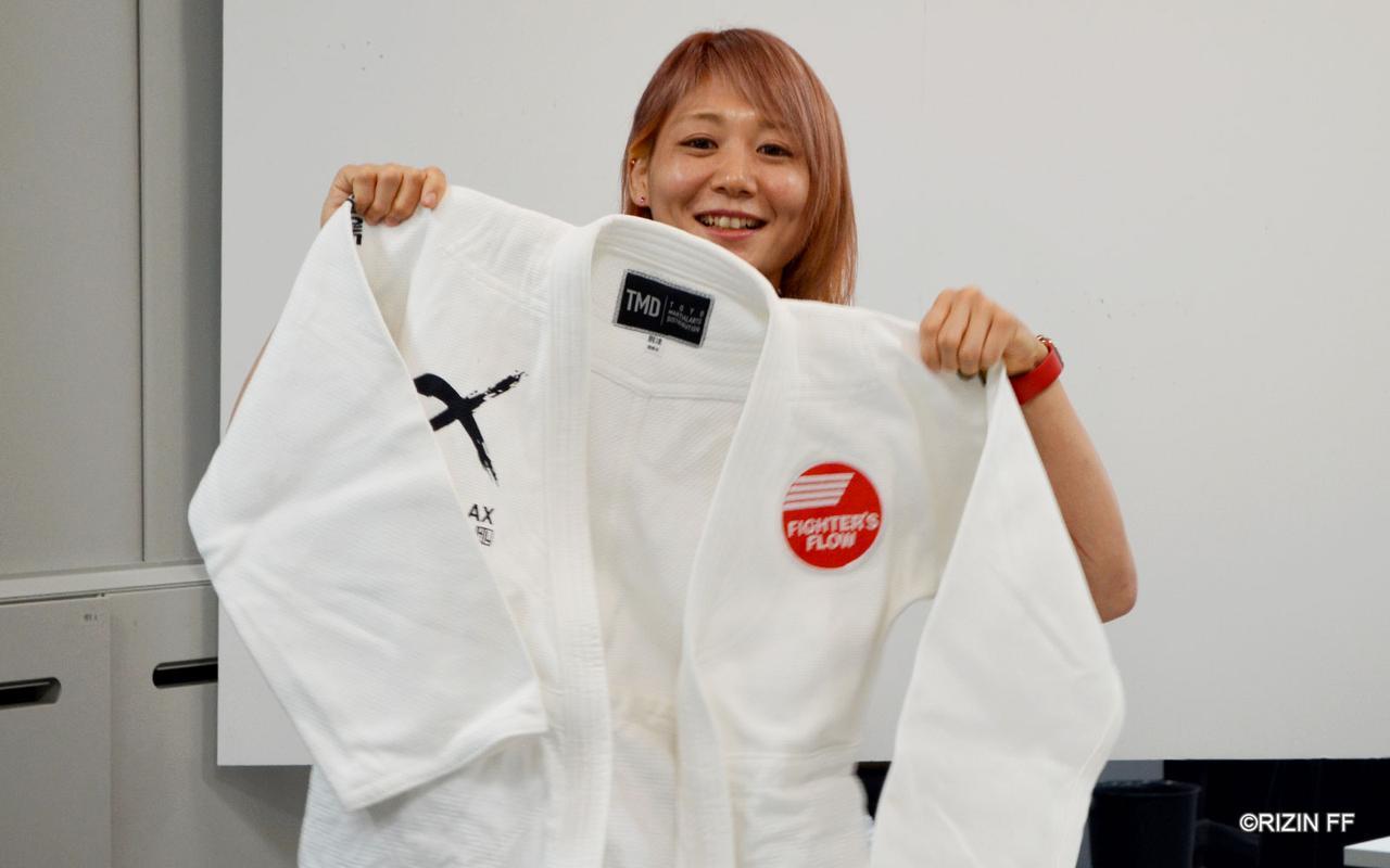 画像2: 渡辺華奈「RIZIN代表として世界に挑戦したい」第8回 「榊原社長に呼び出されました」