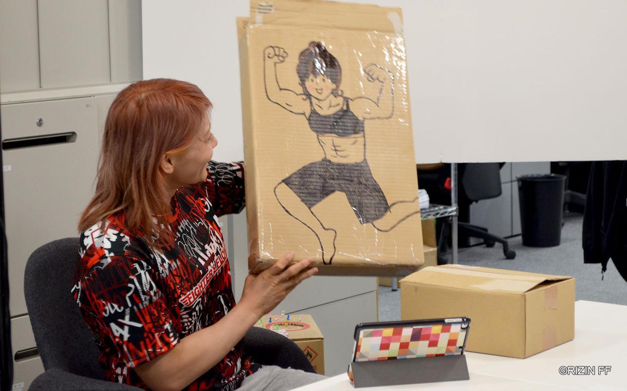 画像5: 渡辺華奈「RIZIN代表として世界に挑戦したい」第8回 「榊原社長に呼び出されました」