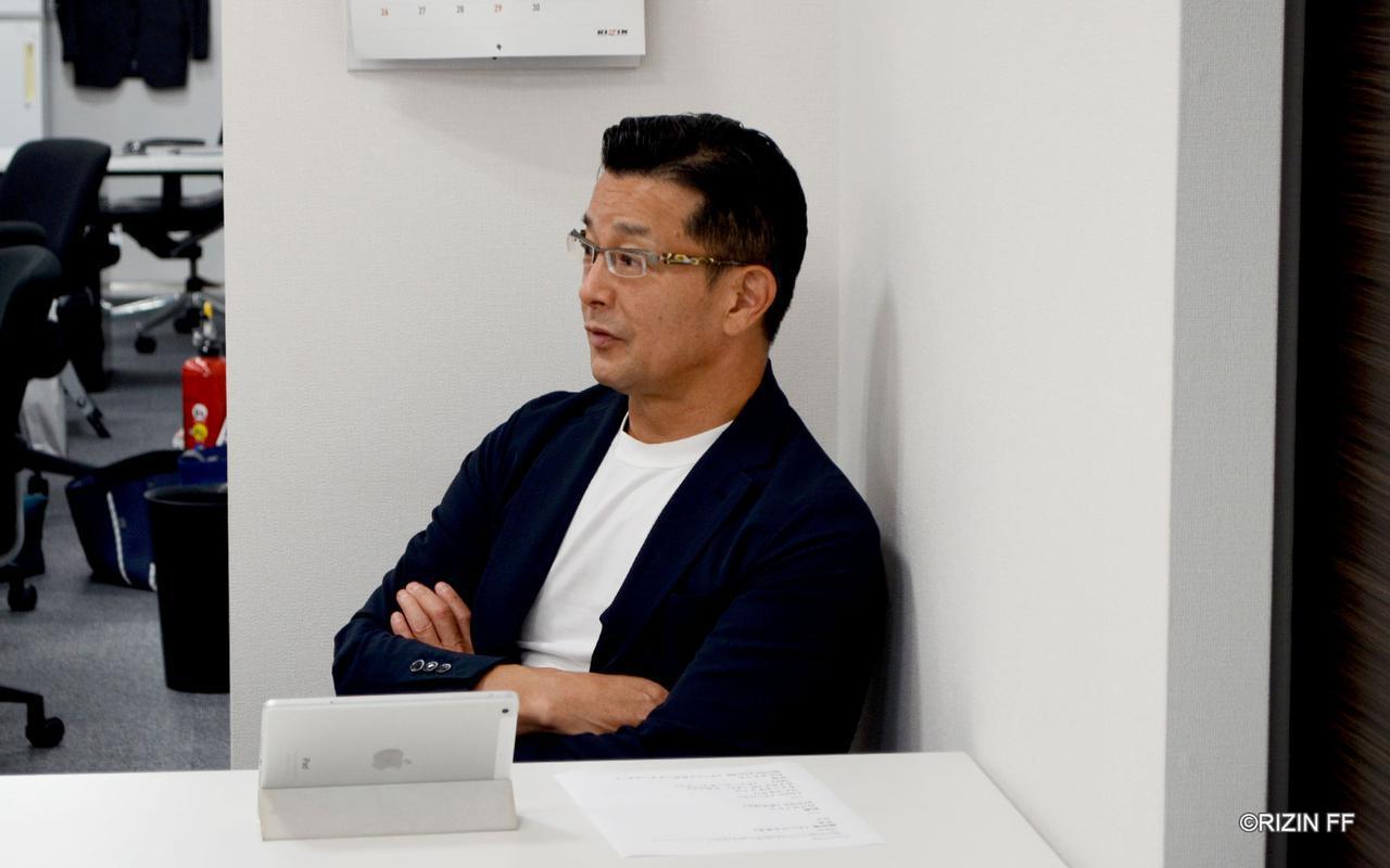 画像6: 渡辺華奈「RIZIN代表として世界に挑戦したい」第8回 「榊原社長に呼び出されました」