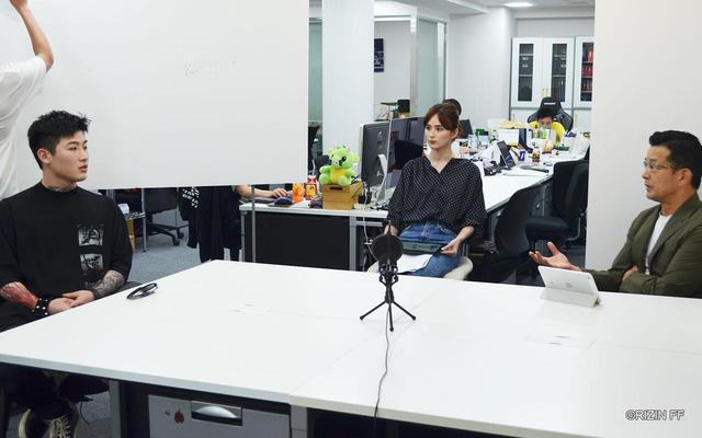 画像5: 平本蓮「次からMMAでやります」第9回「榊原社長に呼び出されました」