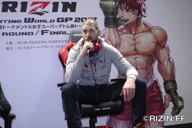 画像: 試合後インタビュー:イリー・プロハースカ