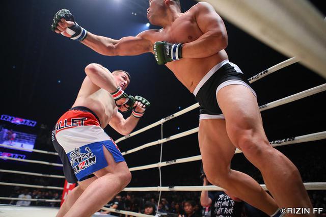 画像1: 「今が全盛期か!? ミルコが戦慄の秒殺KO勝ち!!」