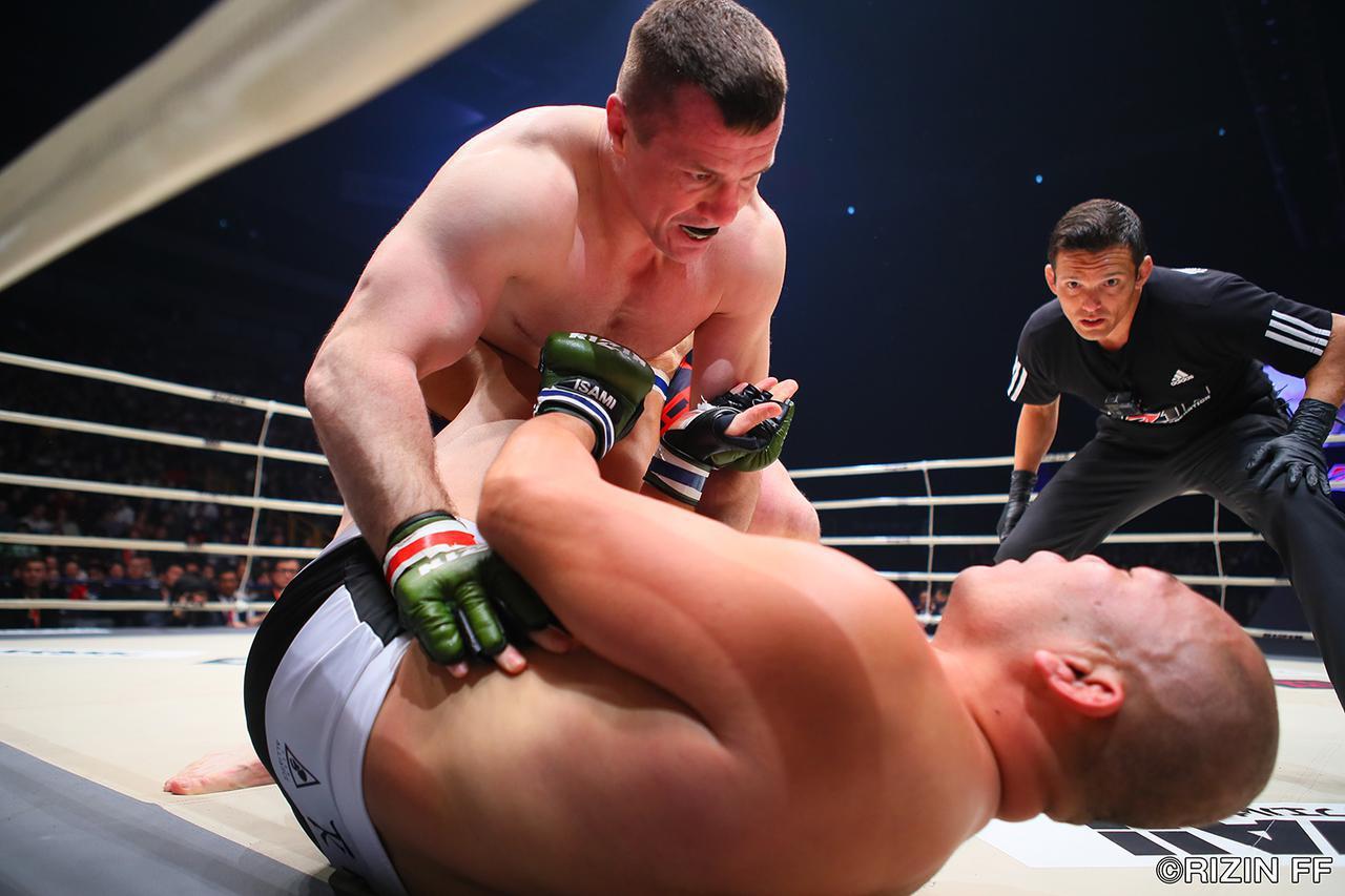 画像2: 「今が全盛期か!? ミルコが戦慄の秒殺KO勝ち!!」