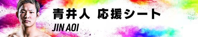 青井人 応援シート