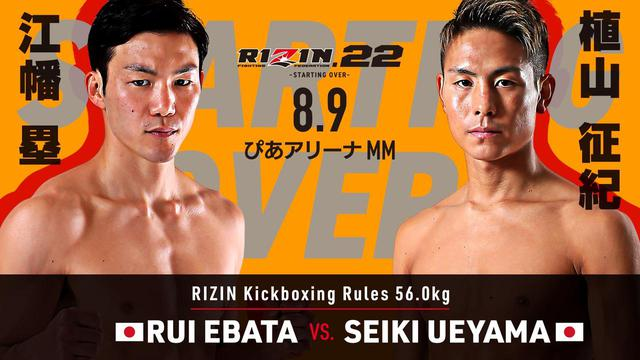 画像5: RIZIN.22 FIGHT CARD