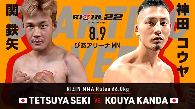 画像7: RIZIN.22 FIGHT CARD
