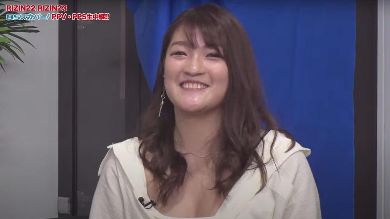 画像3: RENA「今は格闘技不足。全力で楽しい試合を」、憂流迦「貴重な体験になると思う」
