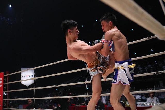 画像1: 【試合結果】RIZIN.22 - STARTING OVER - 第4試合/吉成名高 vs. 優心 - RIZIN FIGHTING FEDERATION オフィシャルサイト