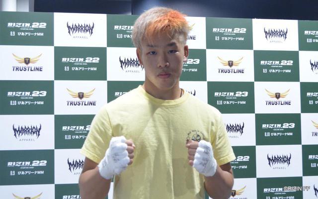 画像: 神龍誠「来年、再来年には僕がRIZINを引っ張る選手になりたい」
