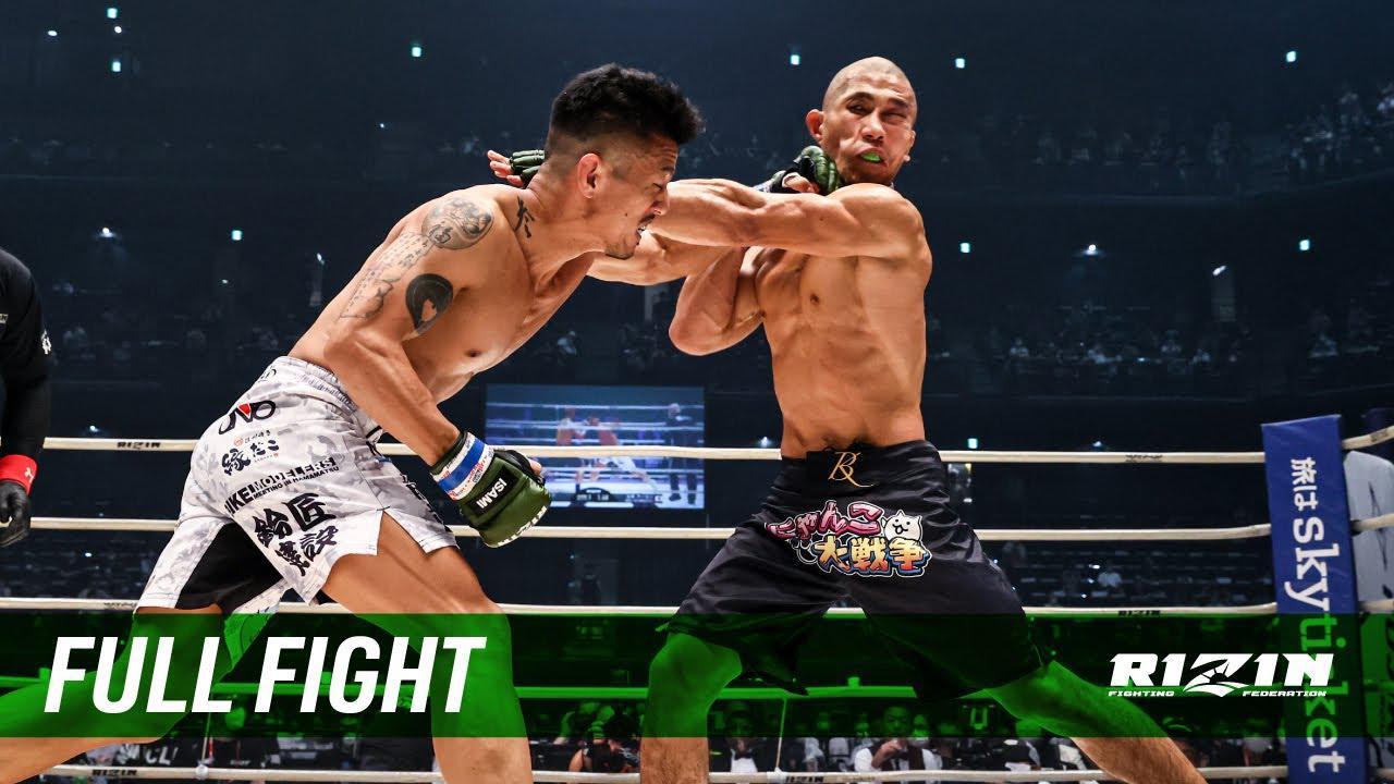 画像: Full Fight | 山本アーセン vs. 加藤ケンジ / Erson Yamamoto vs. Kenji Kato - RIZIN.22 youtu.be