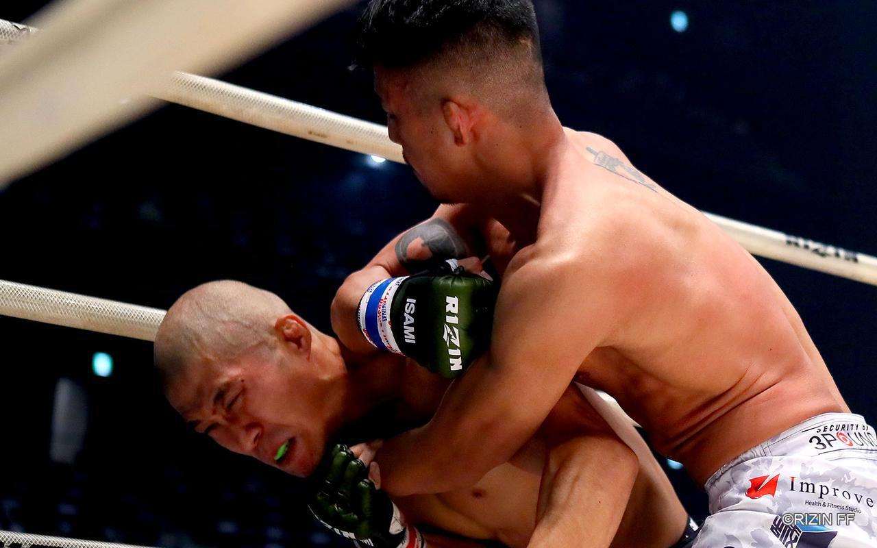 画像3: アーセンの試合勘の鈍り、そこを見逃さなかった加藤ケンジの打撃が勝負のカギ