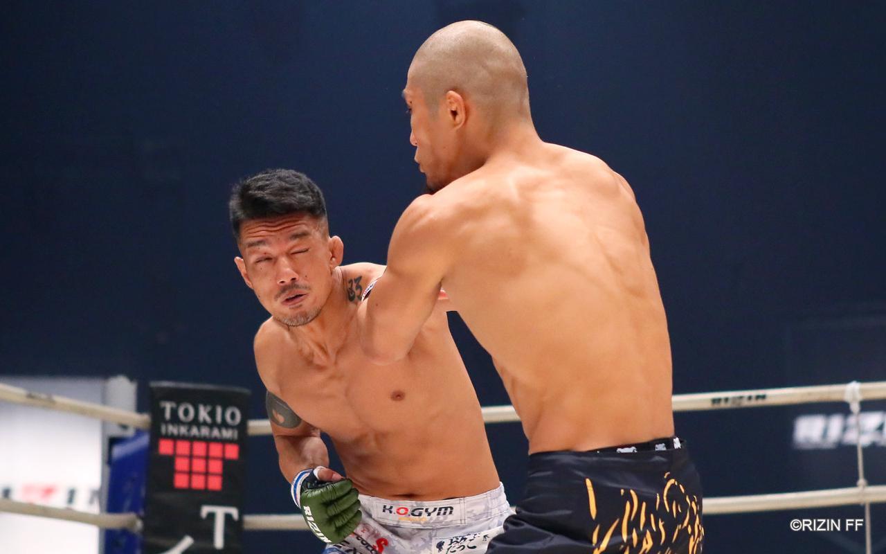 画像1: アーセンの試合勘の鈍り、そこを見逃さなかった加藤ケンジの打撃が勝負のカギ