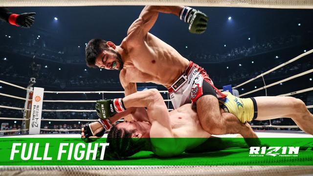 画像: Full Fight | 矢地祐介 vs. ホベルト・サトシ・ソウザ / Yusuke Yachi vs. Roberto Satoshi Souza - RIZIN.22 youtu.be