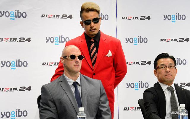 画像1: スダリオ剛「ヘビー級の激しいファイトを日本中に届けたい」
