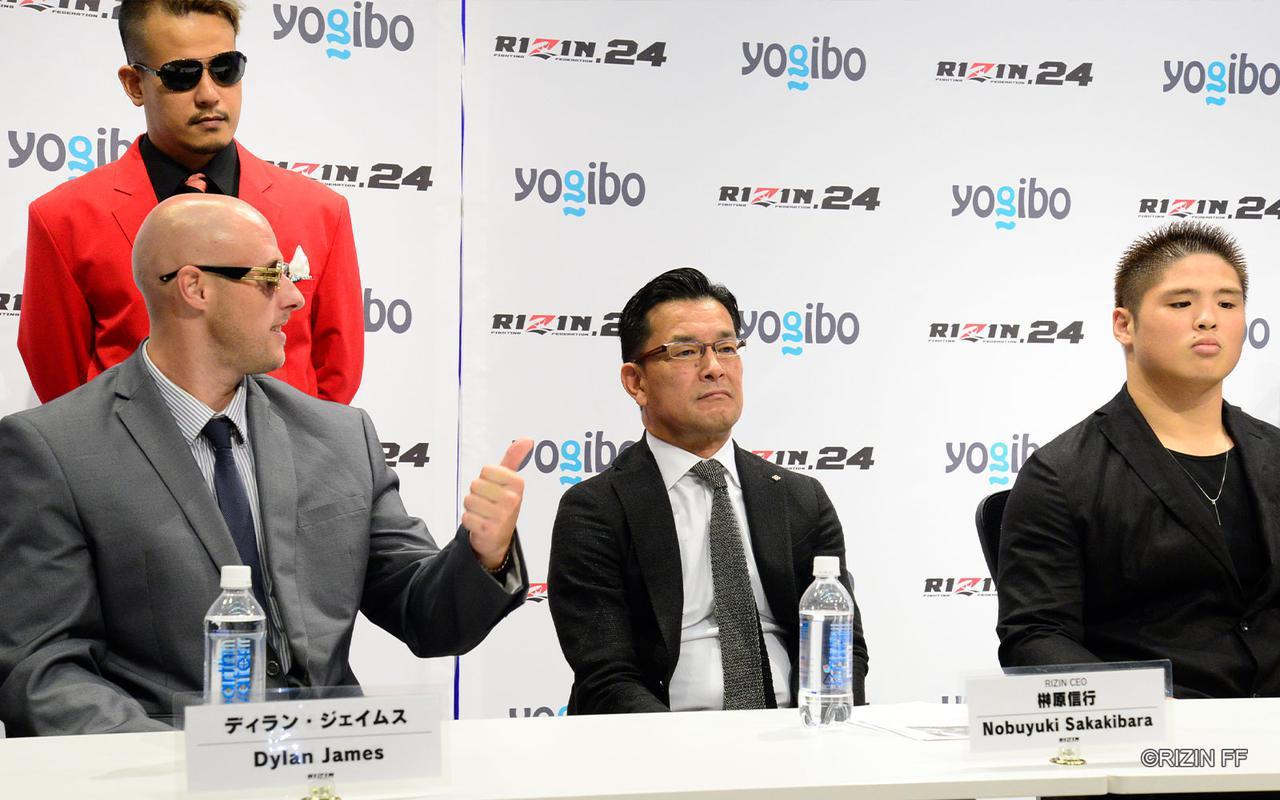 画像3: スダリオ剛「ヘビー級の激しいファイトを日本中に届けたい」