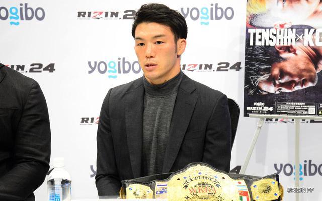 画像2: 江幡睦「RIZINで伝えたい事が出来た。9/27、熱い試合をしましょう」
