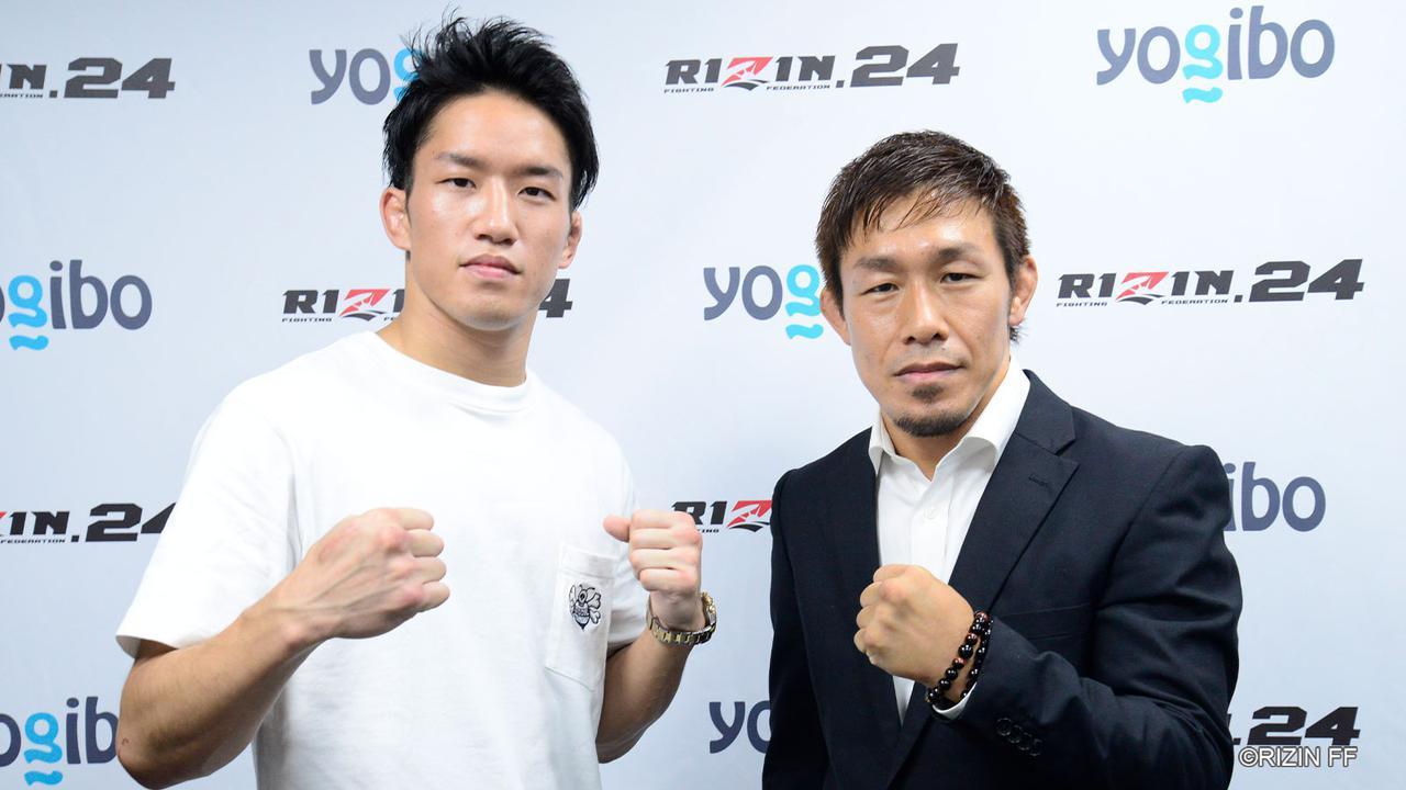 画像1: 朝倉海「チャンピオンとして盛り上げるのが責任。僕の熱い闘いを世間に届けたい」
