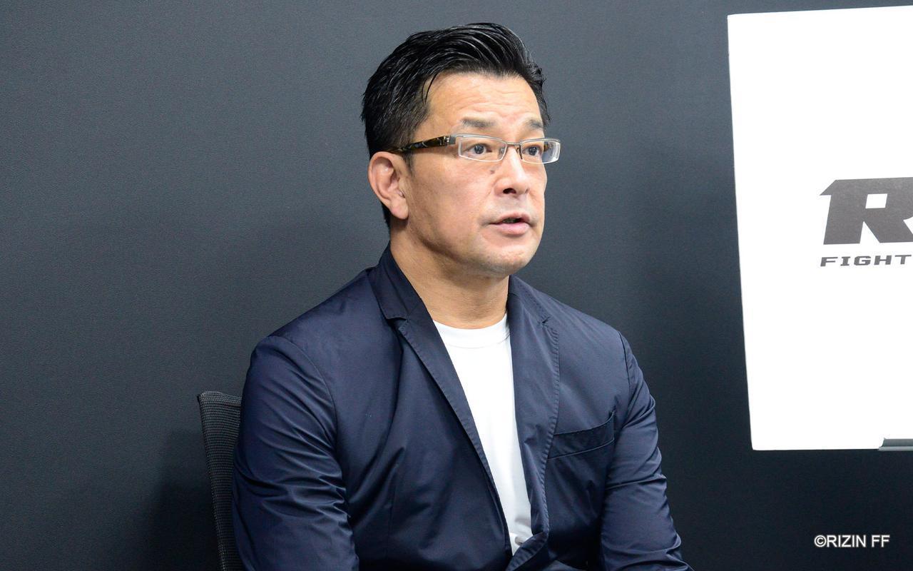 画像: 榊原CEO「今大会も上限5,000人。しかしRIZINのクオリティを維持・継続、発展させたい」