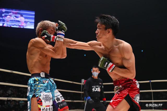 画像: 【試合結果】Yogibo presents RIZIN.24 第10試合/朝倉海 vs. 昇侍 - RIZIN FIGHTING FEDERATION オフィシャルサイト