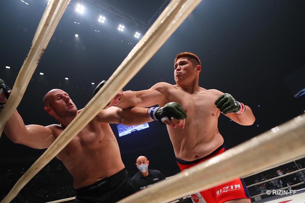 画像: 【試合結果】Yogibo presents RIZIN.24 第3試合/スダリオ剛 vs. ディラン・ジェイムス - RIZIN FIGHTING FEDERATION オフィシャルサイト