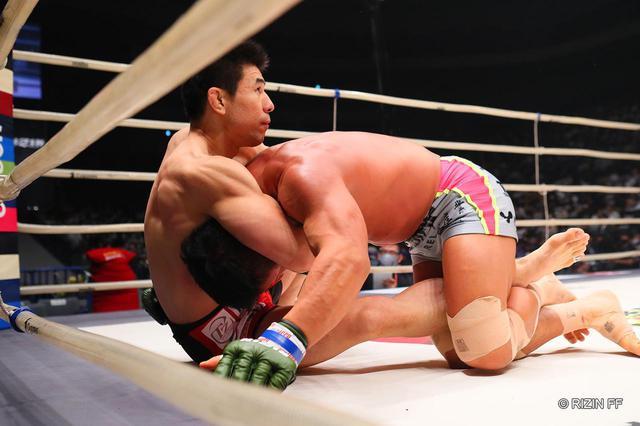 画像: 【試合結果】Yogibo presents RIZIN.24 第8試合/久米鷹介 vs. 北岡悟 - RIZIN FIGHTING FEDERATION オフィシャルサイト