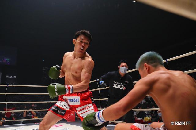 画像: 【試合結果】Yogibo presents RIZIN.24 第2試合/江幡睦 vs. 良星 - RIZIN FIGHTING FEDERATION オフィシャルサイト