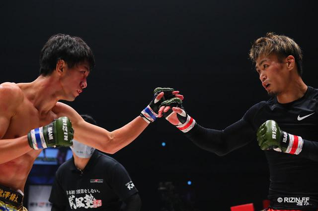 画像: 【試合結果】Yogibo presents RIZIN.24 第6試合/金太郎 vs. 瀧澤謙太 - RIZIN FIGHTING FEDERATION オフィシャルサイト