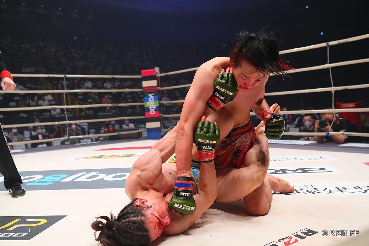 画像: 【試合結果】Yogibo presents RIZIN.24 第1試合/矢地祐介 vs. 大原樹里 - RIZIN FIGHTING FEDERATION オフィシャルサイト