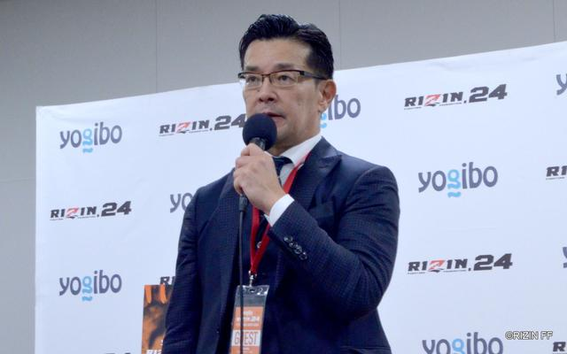 画像: 榊原信行CEO 総括「最後の2試合は格闘技の魅力が凄かった」