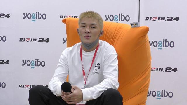 画像: Yogibo presents RIZIN.24 萩原京平 試合後インタビュー youtu.be