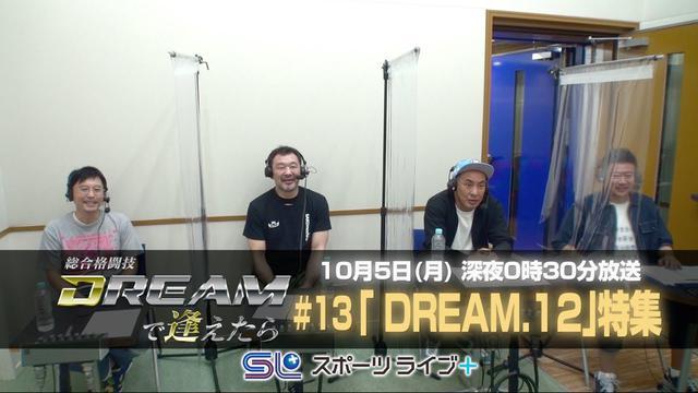 画像: 〜DREAM.12〜「総合格闘技 DREAMで逢えたら」by スカパー! | トレーラー youtu.be