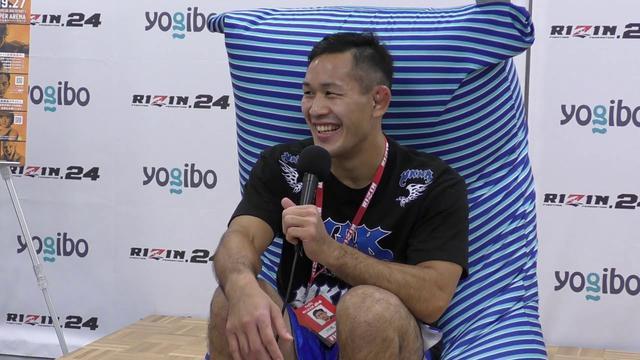 画像: Yogibo presents RIZIN.24 川名雄生 試合後インタビュー youtu.be