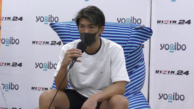 画像: Yogibo presents RIZIN.24 北川裕紀 試合後インタビュー youtu.be