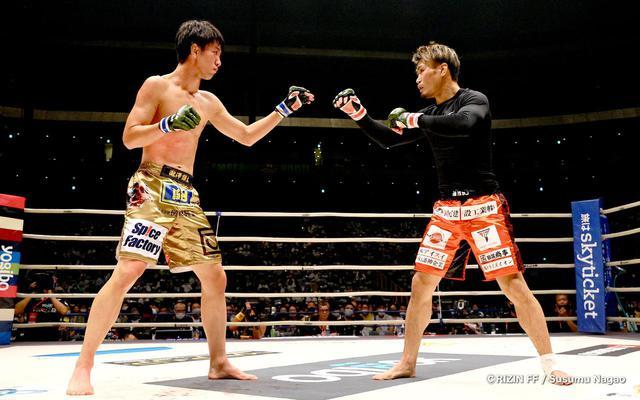 画像3: やられたら蹴り返す!ポイントは瀧澤の右の蹴り
