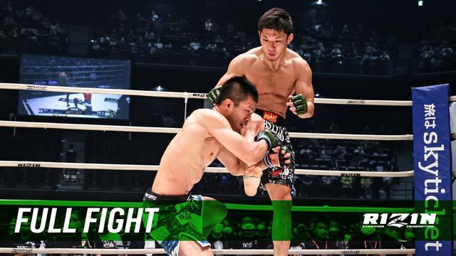 画像: Full Fight | 斎藤裕 vs. 摩嶋一整 / Yutaka Saito vs. Kazumasa Majima - RIZIN.23 youtu.be