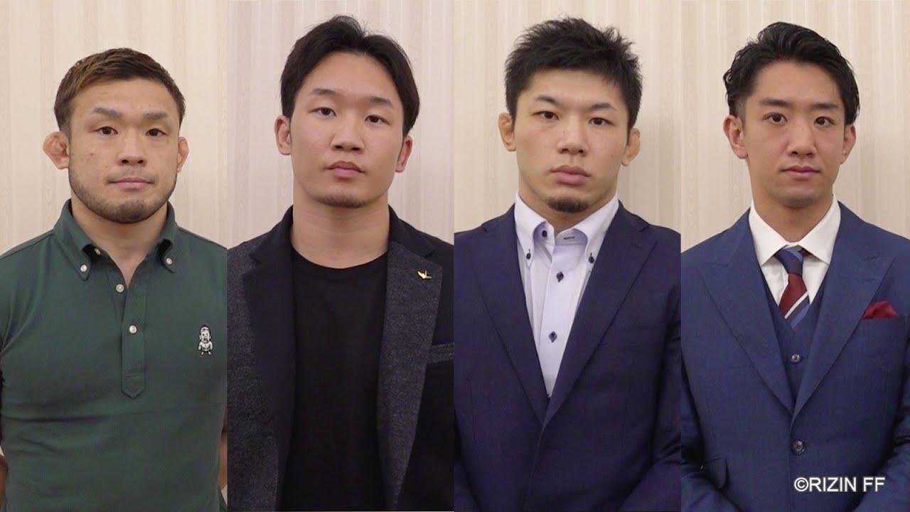 画像: Yogibo presents RIZIN.25 試合前インタビューまとめ youtu.be