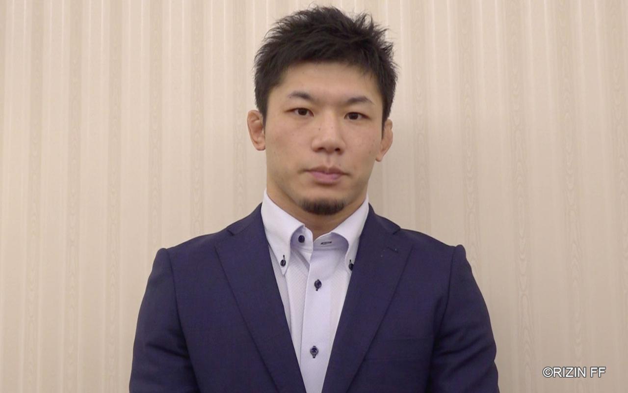 画像2: 第10試合 フェザー級タイトルマッチ/朝倉未来 vs. 斎藤裕