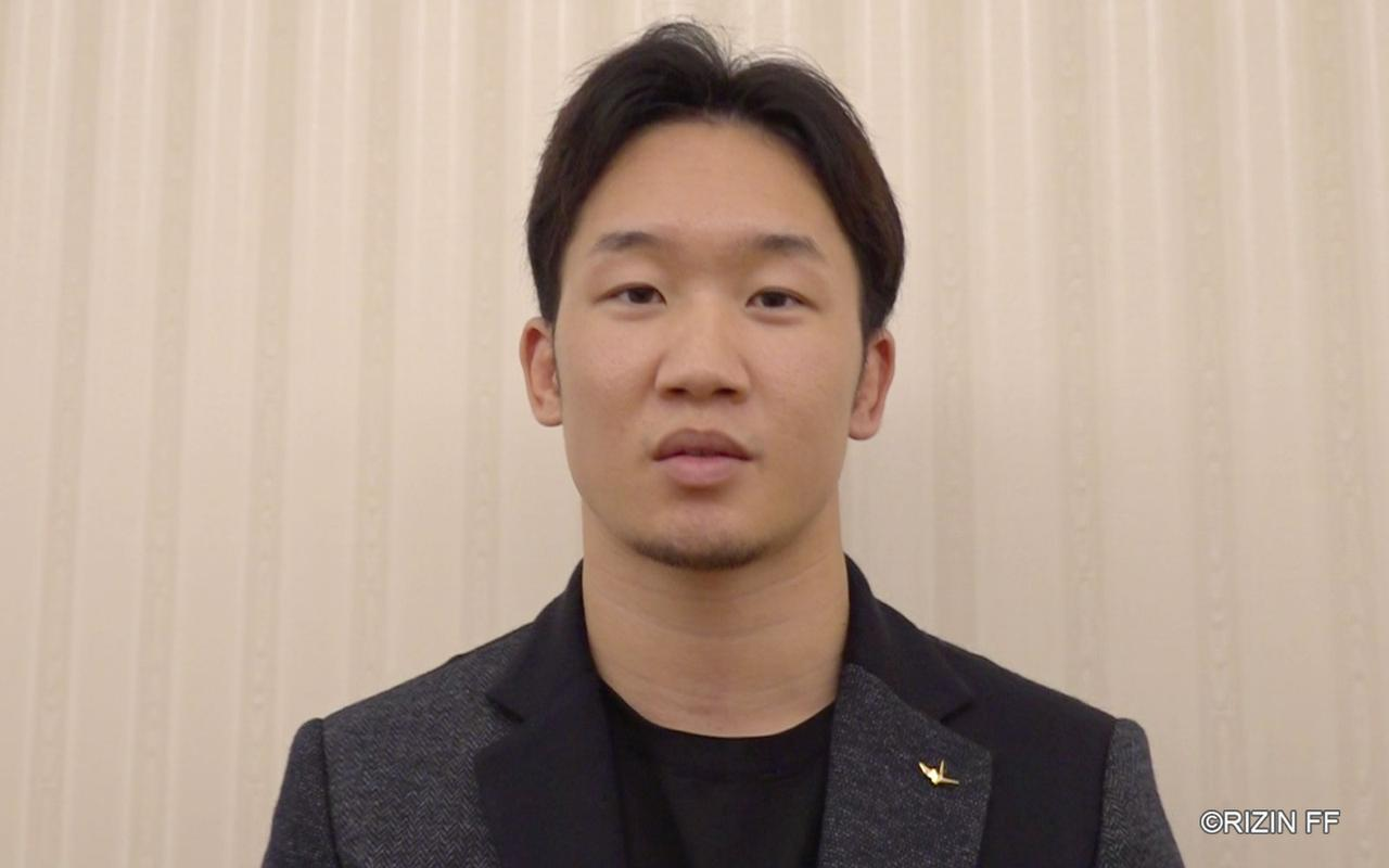画像1: 第10試合 フェザー級タイトルマッチ/朝倉未来 vs. 斎藤裕