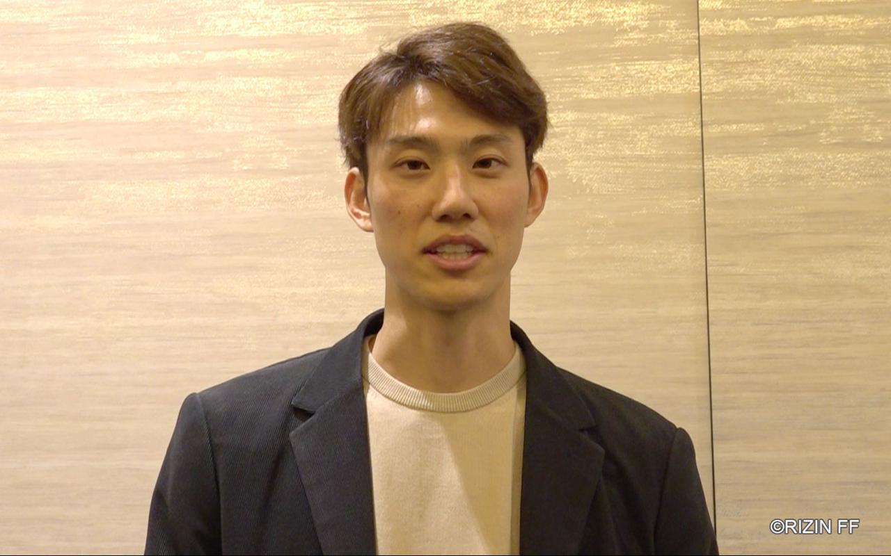 画像1: 第4試合 スペシャルワンマッチ/江畑秀範 vs. 佐野勇海