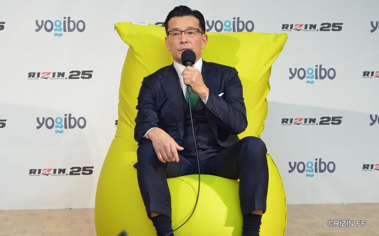 画像: 榊原CEO「贔屓目なしに斎藤の勝利」