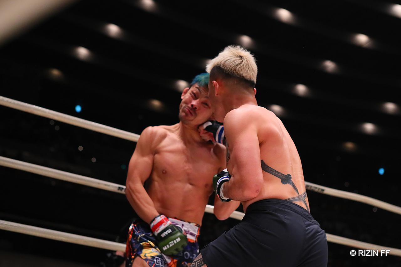 画像: 【試合結果】Yogibo presents RIZIN.25 第6試合/内村洋次郎 vs. 萩原京平 - RIZIN FIGHTING FEDERATION オフィシャルサイト