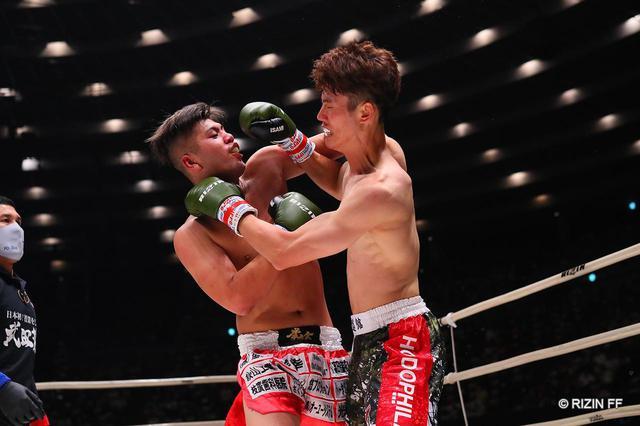 画像: 【試合結果】Yogibo presents RIZIN.25 第4試合/江畑秀範 vs. 佐野勇海 - RIZIN FIGHTING FEDERATION オフィシャルサイト