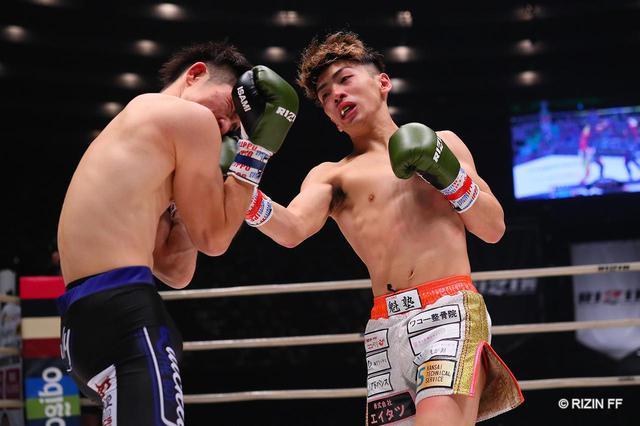 画像: 【試合結果】Yogibo presents RIZIN.25 第2試合/政所仁 vs. 佐藤執斗 - RIZIN FIGHTING FEDERATION オフィシャルサイト