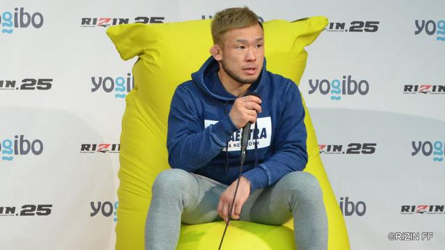 画像: Yogibo presents RIZIN 25 扇久保博正 試合後インタビュー youtu.be