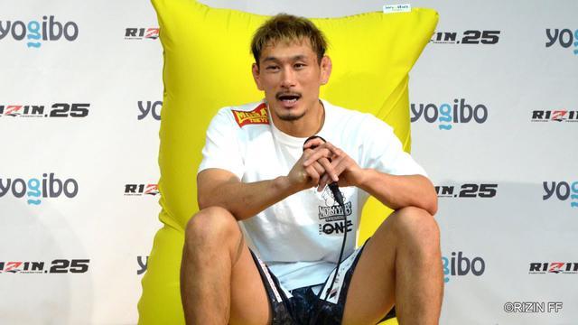 画像: Yogibo presents RIZIN 25 住村竜市朗 試合後インタビュー youtu.be