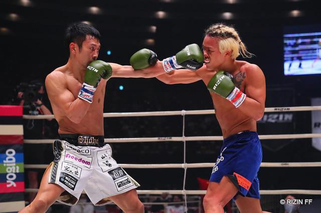 画像: 【試合結果】Yogibo presents RIZIN.25 第1試合/山口侑馬 vs. 麻原将平 - RIZIN FIGHTING FEDERATION オフィシャルサイト
