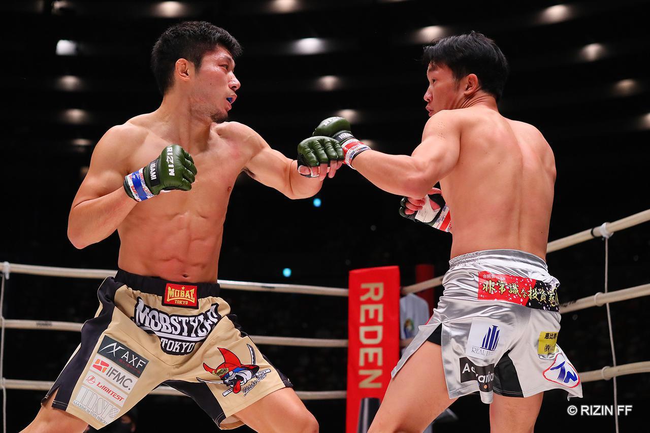 画像: 【試合結果】Yogibo presents RIZIN.25 第10試合/朝倉未来 vs. 斎藤裕 - RIZIN FIGHTING FEDERATION オフィシャルサイト