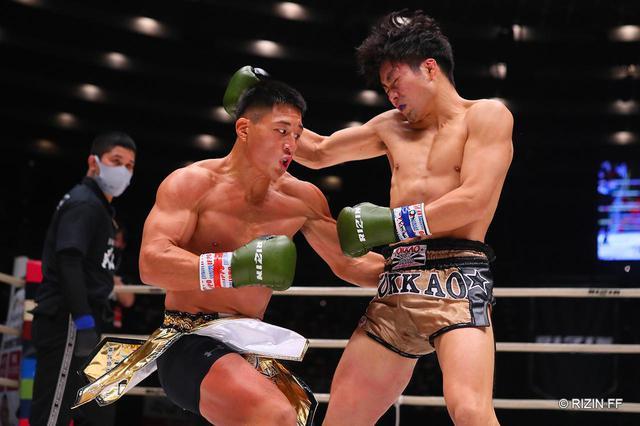 画像: 【試合結果】Yogibo presents RIZIN.25 第5試合/大雅 vs. 山畑雄摩 - RIZIN FIGHTING FEDERATION オフィシャルサイト